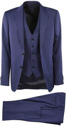 Ermenegildo Zegna Layered Suit