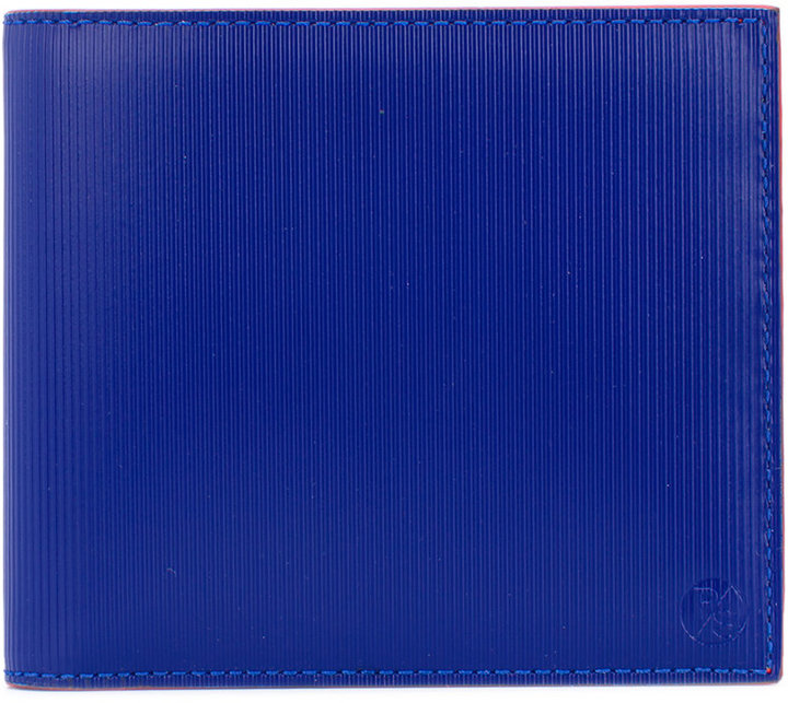 Paul SmithPs By Paul Smith ridged wallet