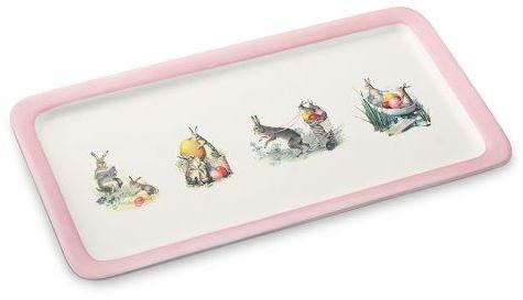 Nostalgic Easter Rectangular Serving Platter