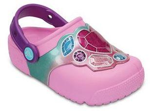 Crocs Crocs Fun Lab Jewel Kids' Light-Up Clogs $39.99 thestylecure.com