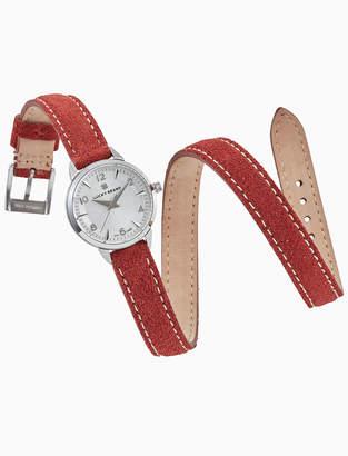 Lucky Brand TORREY MINI RED WRAP WATCH, 28MM