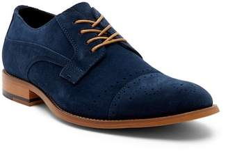 Stacy Adams Deacon Brogued Cap Toe Derby
