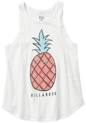 Billabong Hey Pineapple Tank (Little Girls & Big Girls)