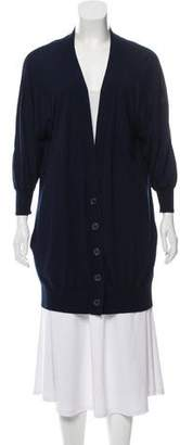 Autumn Cashmere Short Sleeve Button-Up Cardigan