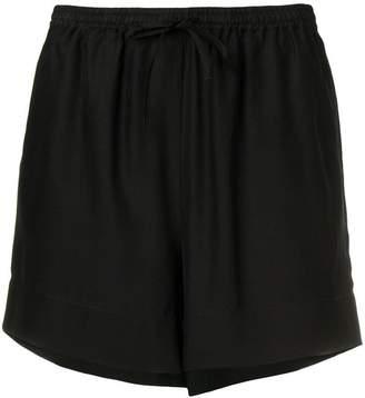 P.A.R.O.S.H. elasticated waist shorts