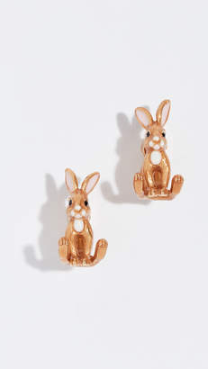 Kate Spade Desert Muse Bunny Ear Jackets Earrings
