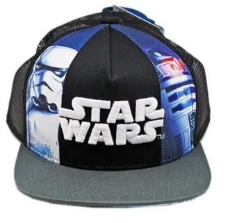 3a4ed6f91b7 Star Wars Concept One Storm Trooper and R2D2 Design Snapback Cap