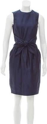 Barneys New York Barney's New York Sleeveless Mini Dress