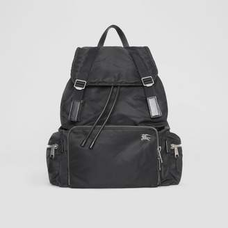 Burberry The Extra Large Rucksack in Aviator Nylon caeff39cc8a02
