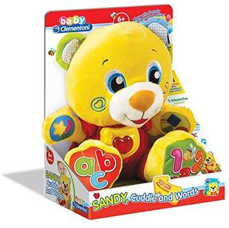 Clementoni Sandy App Plush Learning and Activity Toys
