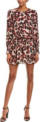 Parker Printed A-Line Dress