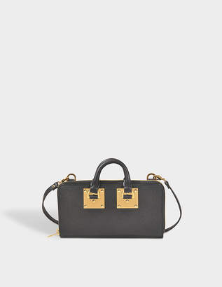 Sophie Hulme Albion Continental medium crossbody wallet