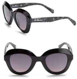 Sam Edelman 44MM Round Sunglasses