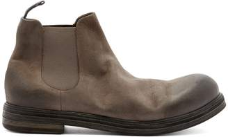 Marsèll Zucca suede chelsea boots