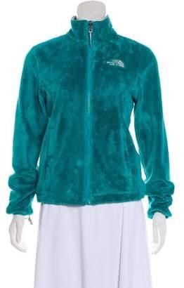 The North Face Fleece Zip-Up Sweatshirt
