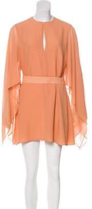 Keepsake Mini Chiffon Dress