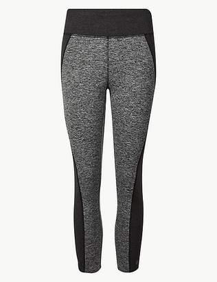 Marks and Spencer Jaspe Quick Dry Cropped Leggings