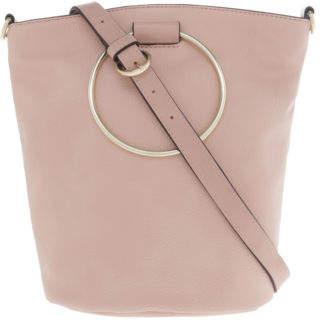 at eBay NEW Piper Poppy Bucket Crossbody Bag Blush 76b041094db7d