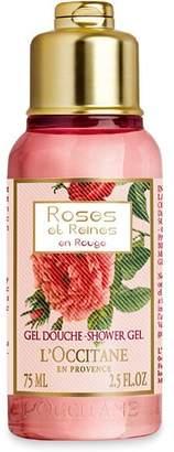 Rose Roses et Reines en Rouge Shower Gel