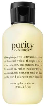 philosophy Purity Made Simple One Step Facial Cleanser - 60ml