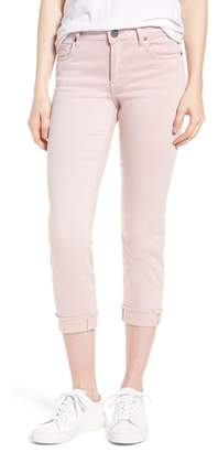 KUT from the Kloth Kut Kollection Amy Crop Skinny Jeans