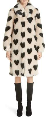 Shrimps Lorca Faux Fur Coat