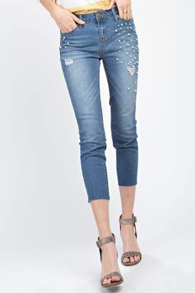 Easel Pearl Denim jeans