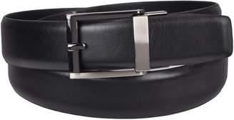 Kenneth Cole Reaction Men's 1.3 in. Wide Adjustable Trackless Perfect Fit Slide Belt