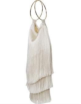 Sloane FARRAH & Lolita Long Fringing Bag