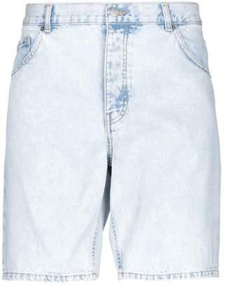 13293764bd0 Light Blue Denim Shorts Men - ShopStyle UK