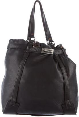 Lanvin Leather Harness Tote $235 thestylecure.com
