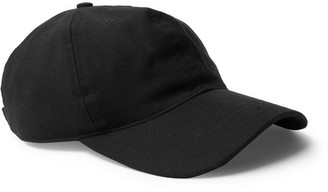 Wool-Twill Baseball Cap