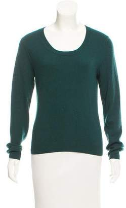BLK DNM Cashmere Scoop Neck Sweater