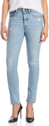 Levi's Clear Mind 501 Skinny Jeans