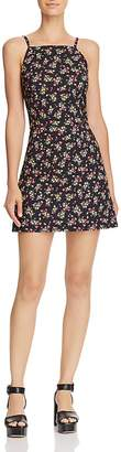 French Connection Whisper Light Floral Mini Dress