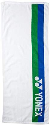 Yonex (ヨネックス) - [ヨネックス] テニスウェア スポーツタオル AC1025 [ユニセックス] AC1025T ホワイト(011) 日本 フリーサイズ (FREE サイズ)