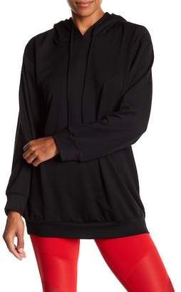 Electric Yoga Little Riding Cutout Back Hoodie