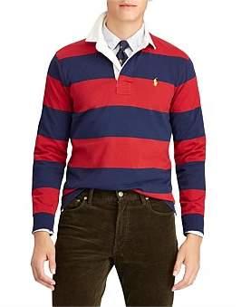Polo Ralph Lauren Mens Long Sleeve Knit