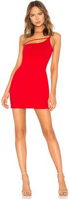 Susana Monaco One Shoulder 16 Dress