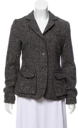 Rogan Textured Wool Blazer