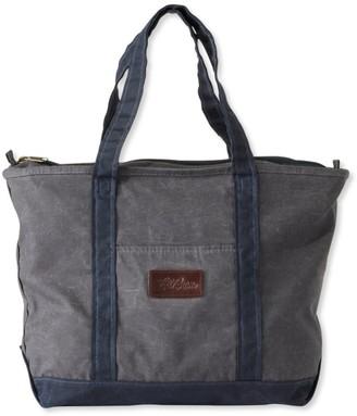 L.L. Bean L.L.Bean Waxed-Canvas Tote Bag