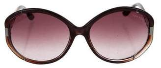 Tom Ford Sandrine Oversizse Sunglasses