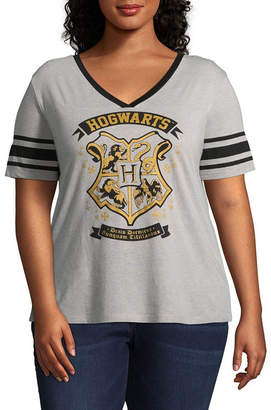 BIO Harry Potter Hogwarts Tee - Juniors Plus