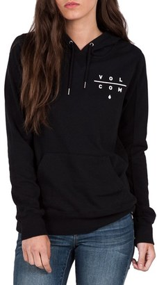 Volcom Barrel Out Graphic Hoodie $49.50 thestylecure.com