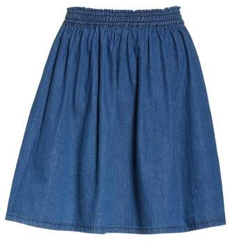 The Great Court Denim Skirt