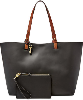 Fossil Rachel Tote with Pouch $158 thestylecure.com