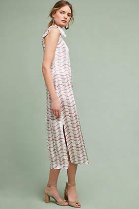 Cardinal June Silk Slip Dress