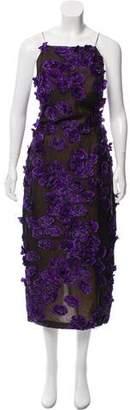 Jason Wu Floral Midi Dress w/ Tags
