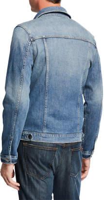 Frame Men's L 'Homme Distressed Jacket