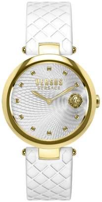 Versus Whitegold Watch